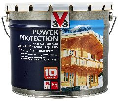 Антисептик для дерева Венге 9л POWER PROTECTION